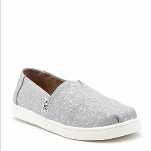 Tom's Classic Slip On Sneaker